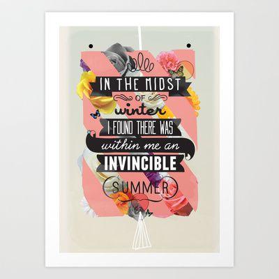 The Invincible Summer // Kavan & Co