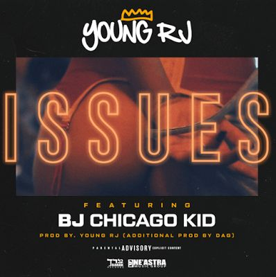 Slum Village's Young RJ drops visual for Issues  ft BJ The Chicago Kid