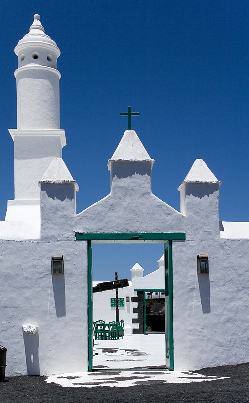 Monumento al campesino, Lanzarote, Canary Islands