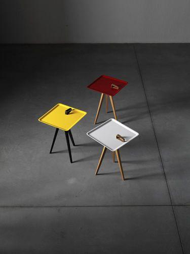 Contemporary side table SERVOLINO by Casa 1796 miniforms