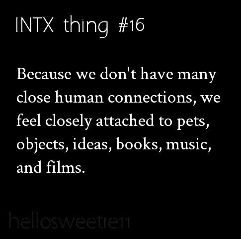 #intj #intp this is accurate.