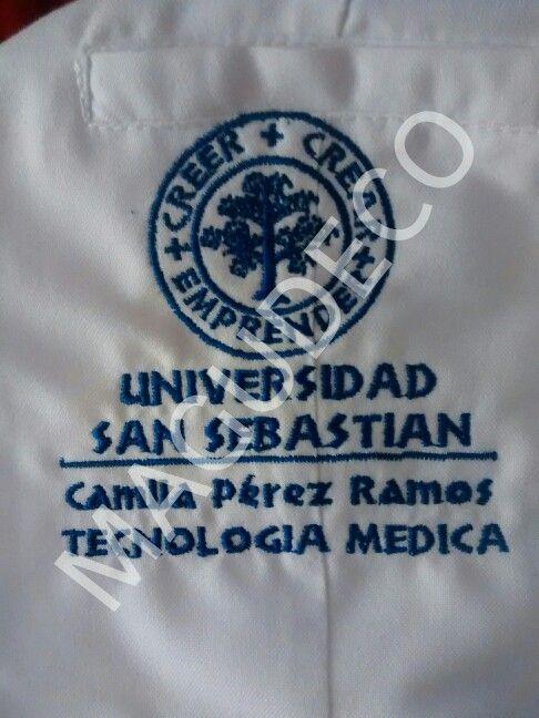 Bordado Nombre + logo