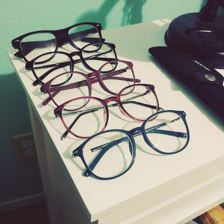 Are You A Fan Of Oversized Glasses? Click To Shop Your Personal Big Frame!
