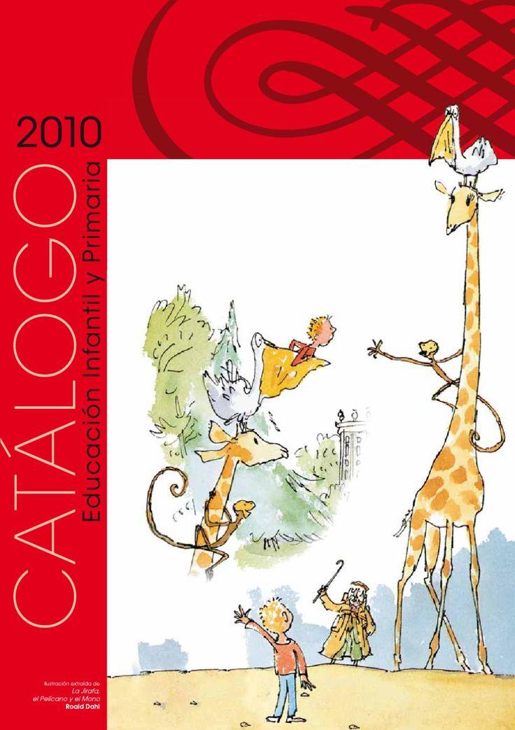 Catálogo de Lecturas, infantil y juvenil. Editorial Alfaguara.  Lecturas, Primaria, Editorial Alfaguara.