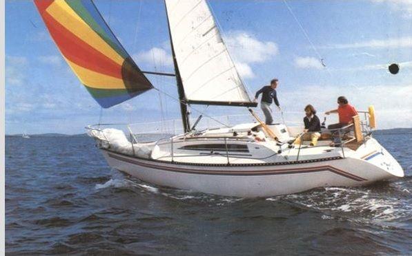 Fiche technique du Jouët 920 - Yachting France