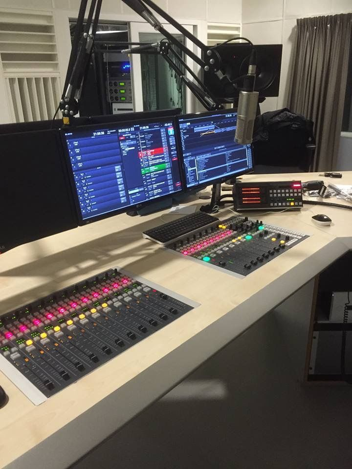 271 best images about Radio Station Studios on Pinterest ...