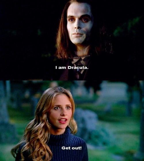 Buffy Dracula