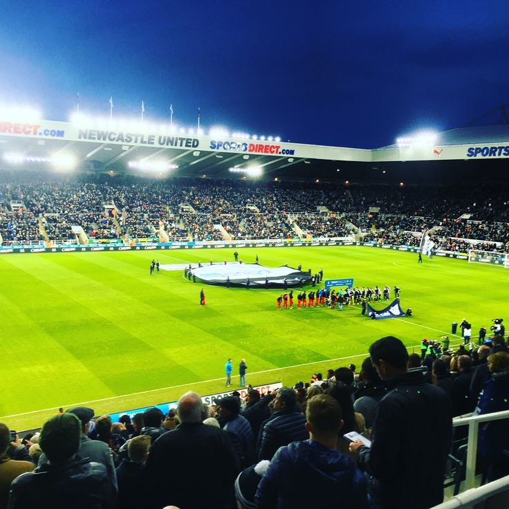 Newcastle v Liverpool - st. James Park