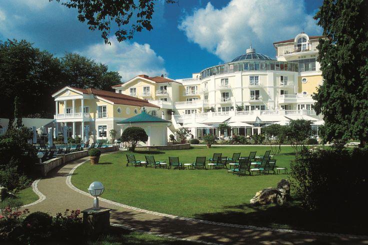 Hotel in Heringsdorf mit entspannter, südlich inspirierter Atmosphäre - Wellnesshotel auf Usedom direkt an Strand und Promenade im traditionsreichen Kaiserbad Heringsdorf.