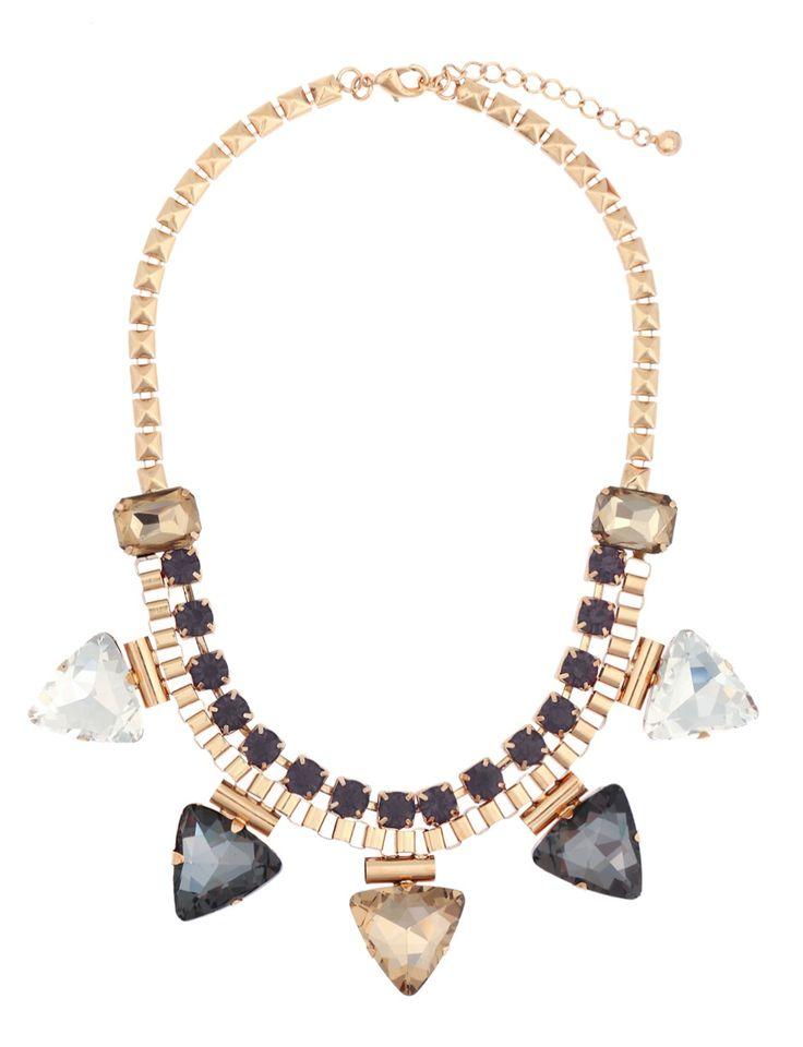 Arrow Statement Necklace | Women's Plus Size Jewelry | ELOQUII
