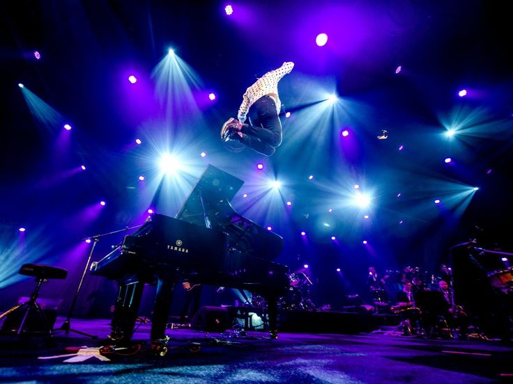 North Sea Jazz 2015 Jamie Cullum - nrc.nl Andreas Terlaak