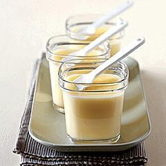 Crème aux oeufs- Recette de cuisine - Seb