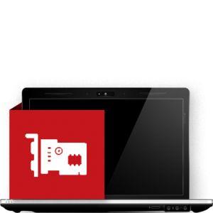 Επισκευή κάρτας γραφικών laptop