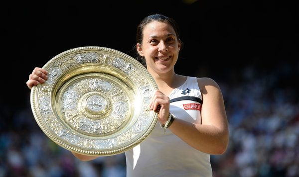 Reigning Wimbledon champion Marion #Bartoli decides to retire