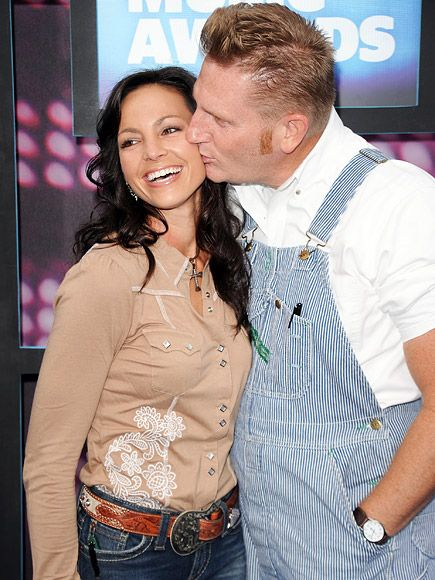 How Rory Feek Is Coping with the Death of Wife Joey: 'Hearing the Music, She's Still Alive' http://www.people.com/article/rory-feek-first-interview-joey-feek-death