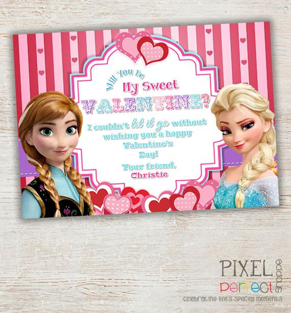 374 best disney frozen invitations & thank you cards images on, Birthday invitations