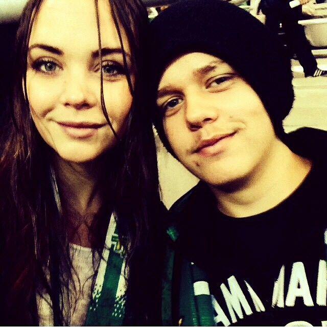 Eija and Valter Skarsgard