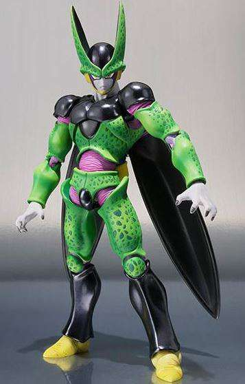 Dragon Ball Z S.H. Figuarts Perfect Cell Action Figure [Premium Color Edition] (Pre-Order ships February)