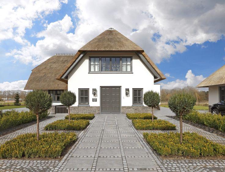 Van Dinther Bouwbedrijf - Droompaleis Swanenberg - Hoog ■ Exclusieve woon- en tuin inspiratie.
