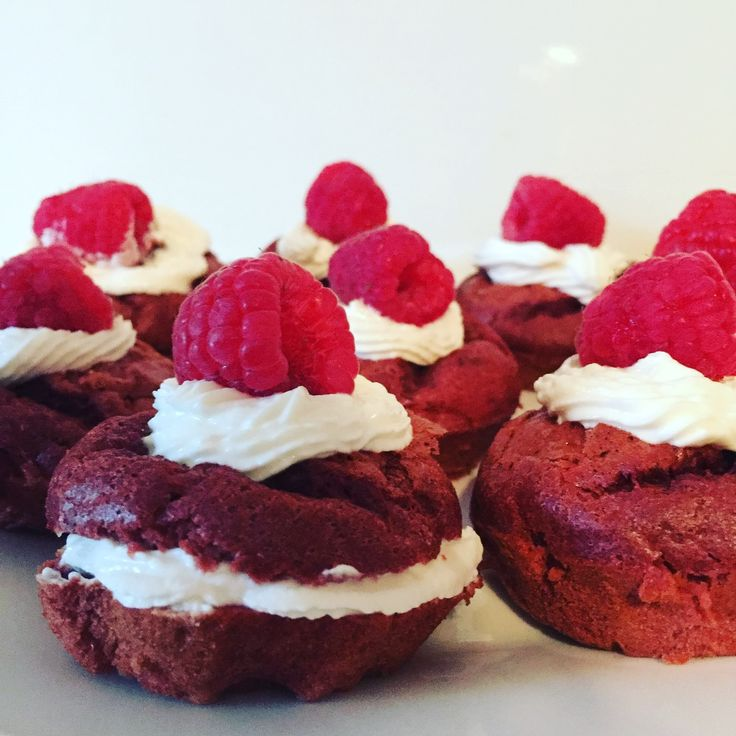 Red velvet cupcakes slimming world