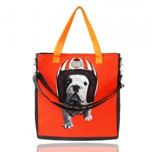 Tote & Carry on no.23 Buldog
