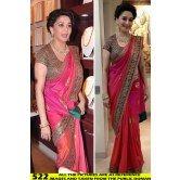 bollywood-saree-madhuri-dixit-522-designer-party-wear-bridal-wedding-saree-sari-522