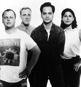 Pixies - the album Doolittle is no less than amazing. one of the best I've ever heard.