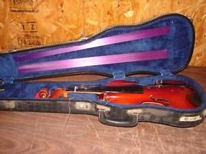 Copy of Vintage Antonius Stradivarius Orchestral 9038 Violin Japanese   eBay