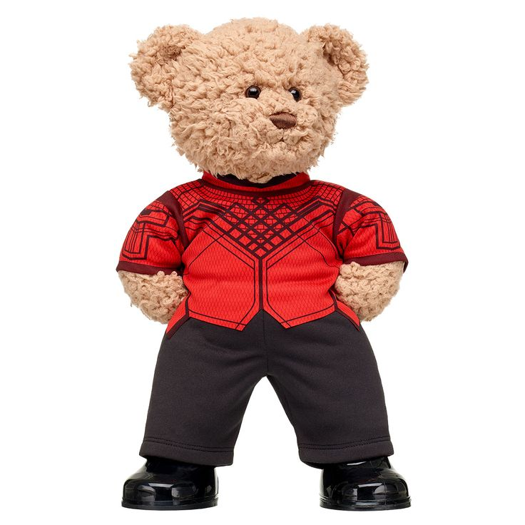 Online Exclusive Timeless Teddy Shang Chi Gift Set Build A Bear Workshop In 2021 Teddy Timeless Gift Set