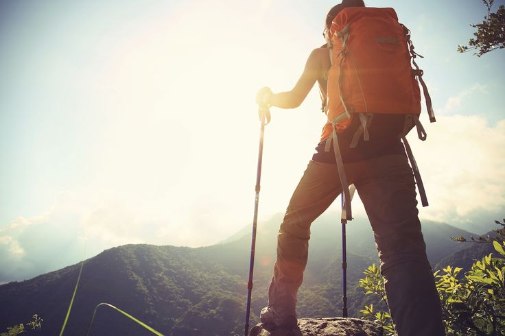 Learn how to use walking poles while hiking with this practical and easy to understand article from our hiking expert Ross Collicutt. Great tips to follow.