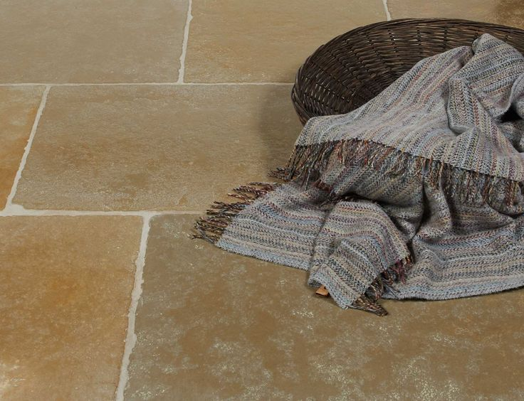 Show details for Jaipur Limestone Tiles - Tumbled & Brushed