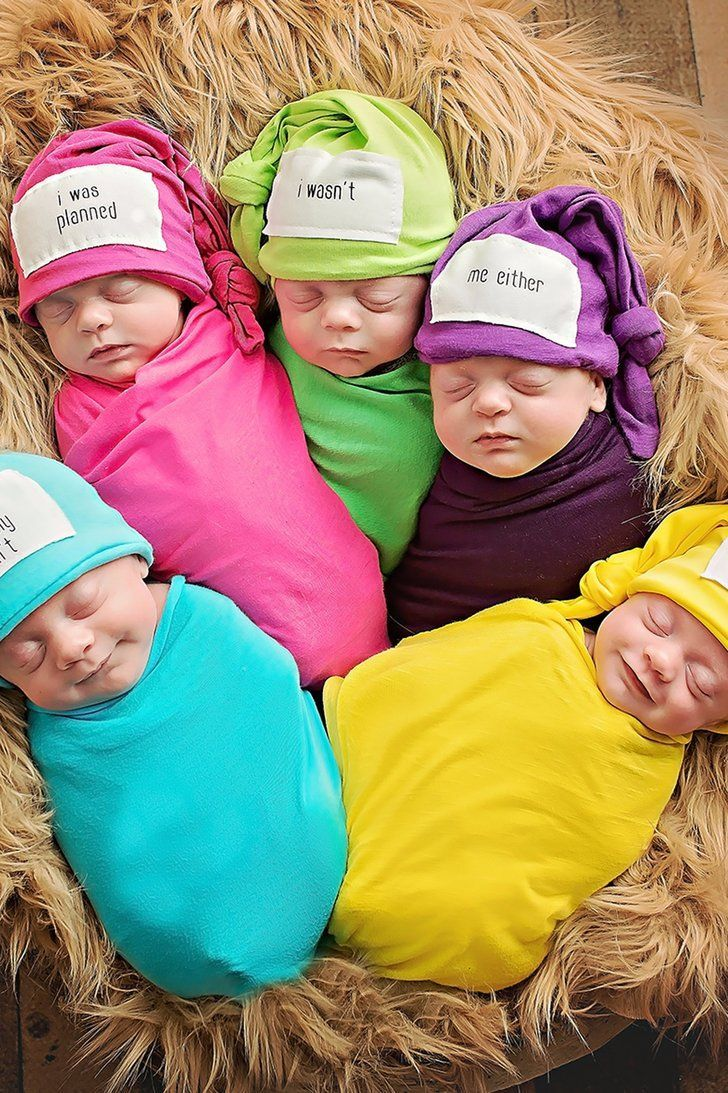 These gorgeous photos of new quintuplets will make you want multiples