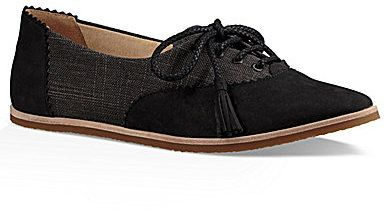 UGG® Nolita Lace Up Flats
