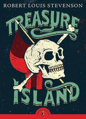 Treasure Island by: Robert Louis Stevenson (E.L. Library)