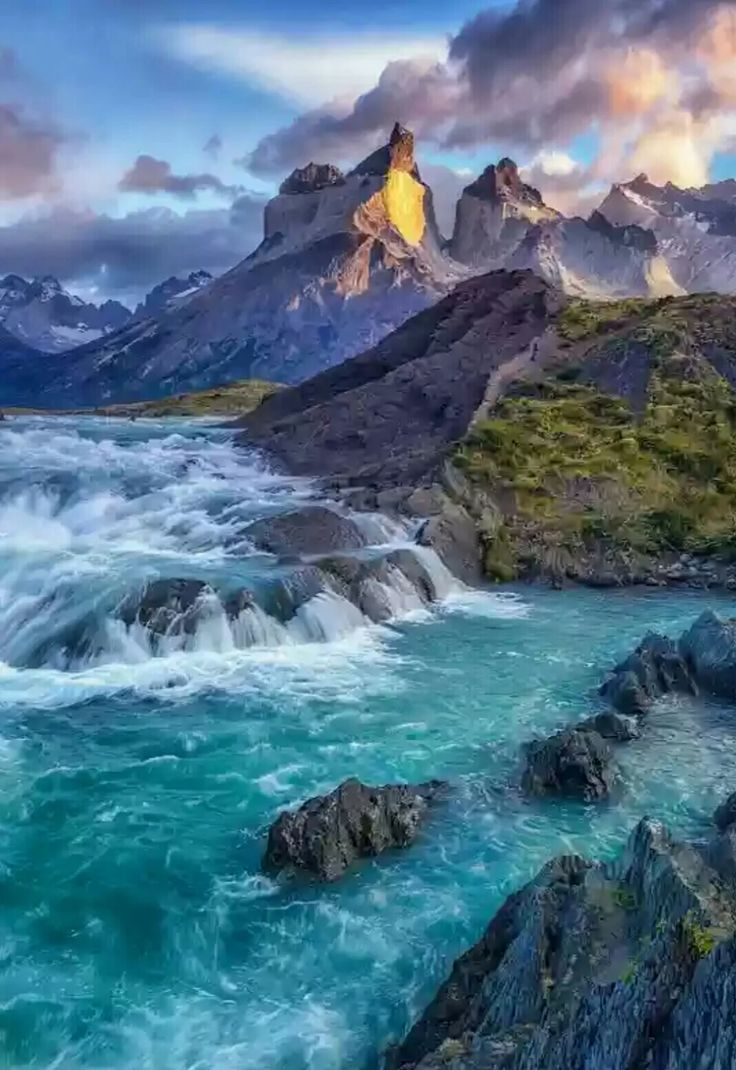 Somewhere in Chile