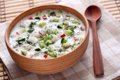 5 самых вкусных холодных супов 0