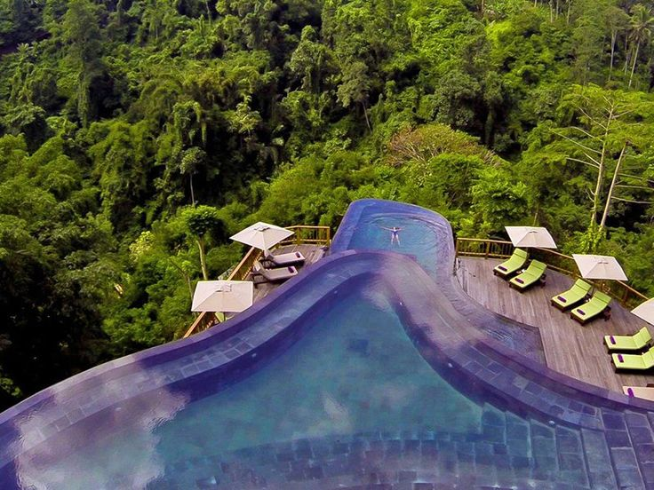 Incredible Swimming Pools Around the World | Travel | MiNDFOOD
