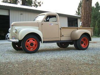1957 Dodge Pickup Engine together with 405466 57 Chevy Beater Truggy in addition Index besides 1964 ZIL 130 Stepside Custom Pickup Truck Drawing 363086708 furthermore 102543. on 1950 gmc 4x4 pickup