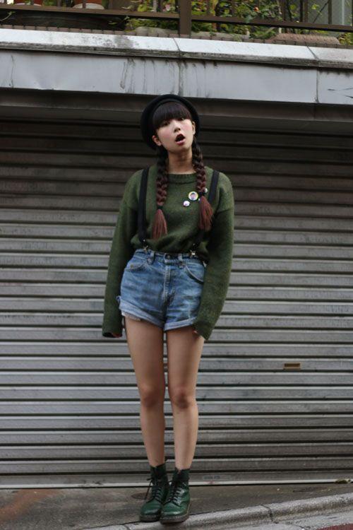 RID SNAP | Street snap Nobuoka of Asami (HAIGHT & ASHBURY)