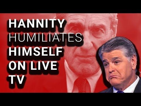 Sean Hannity BRUTALIZED on Live TV Over His Lies - YouTube