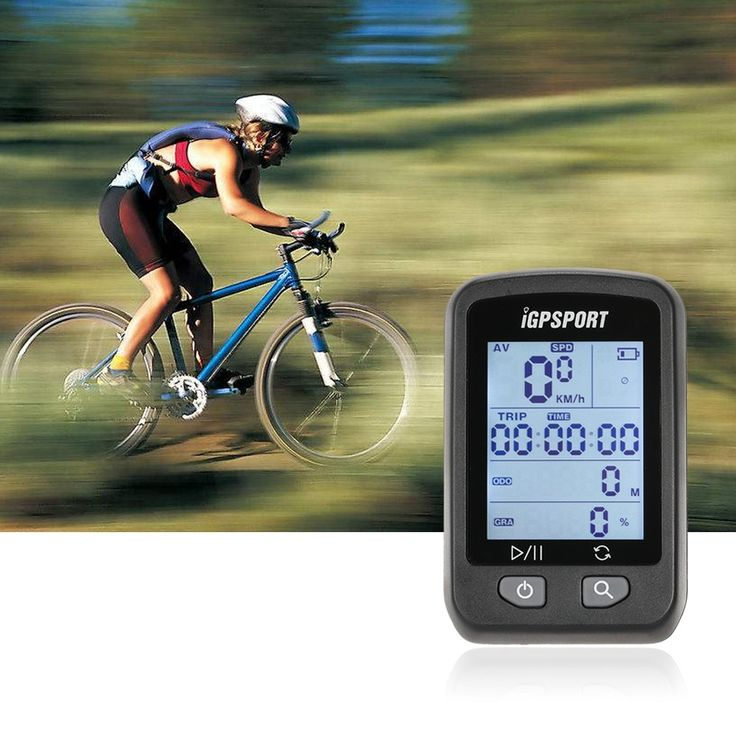 iGPSPORT iGS20E Rechargeable Bicycle GPS Sales Online black - Tomtop.com