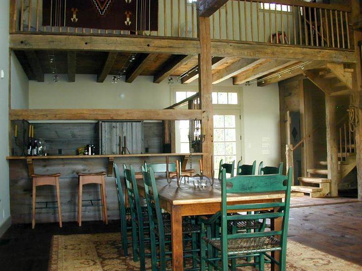 barn house | Barn Restoration, Relocation, & Conversion :: Iden Barn Homes