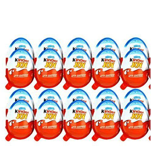 12 X Kinder JOY Surprise Eggs, Ferrer…