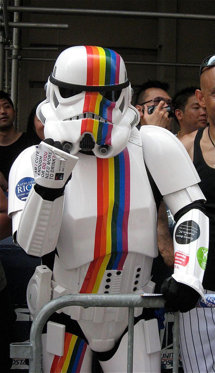 gay trooper