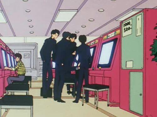 155 Best 90s Anime Aesthetics Images On Pinterest