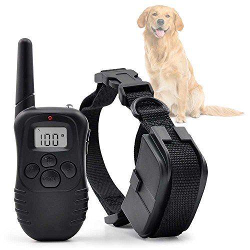 Collar de Adiestramiento para Perros Descarga, Vibracion y Pitido, Antiladridos #Collar #Adiestramiento #para #Perros #Descarga, #Vibracion #Pitido, #Antiladridos
