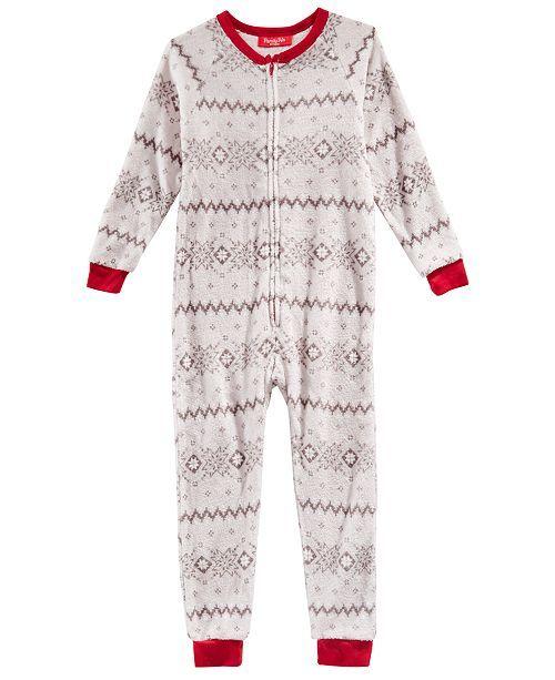 9662aea83028 child winter pajamas