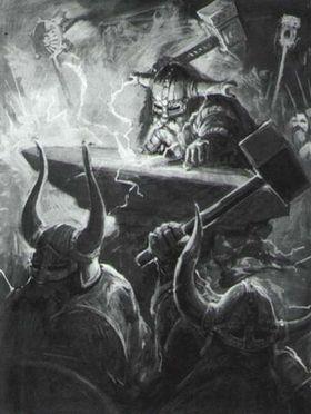 Anvil of Doom 2 : Az üllő visszavág ! Avagy addig üsd a meleg míg Vas !!! - TMT Manufaktura