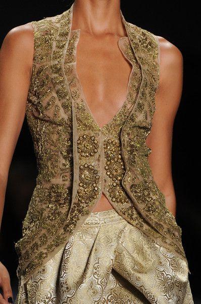Vera Wang Spring 2013 - Details