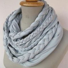 22 DIY Scarves To Look Fashionable On Your Spring Walk - Fashion Diva Design